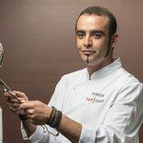 Tomás López, cocinero y concursante de la cuarta edición de 'Top Chef'