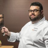 Richard Alcayde, cocinero y concursante de la cuarta edición de 'Top Chef'