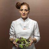 Melissa Herrera, cocinera y concursante de la cuarta edición de 'Top Chef'