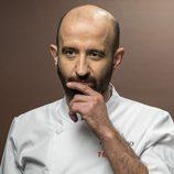 David Marcano, cocinero y concursante de la cuarta edición de 'Top Chef'