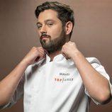 Manuel Nuñez, concursante de la cuarta edición de 'Top Chef'