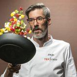 Julio Miralles es uno de los concursantes de la cuarta edición de 'Top Chef'