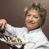 Fátima Pérez es una de las concursantes de la cuarta edición de 'Top Chef'
