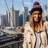 Corina Randazzo se fotografía en Nueva York durante 'Viajeras con B'
