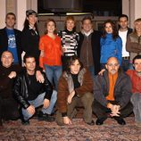El elenco de 'Lobos', serie policíaca de Antena 3