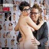 Alejandra Castelló, completamente desnuda, para Primera Línea