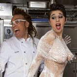 Alejandra Castelló y Torito lo dan todo para Primera Línea