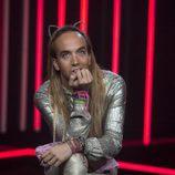 Aless Gibaja, expulsado de 'GH VIP 5' durante la octava gala