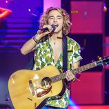 Manel Navarro, vencedor de 'Objetivo Eurovisión 2017'