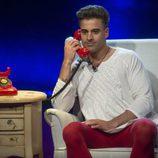 Sergio Ayala habla con su madre en la octava gala de 'GH VIP 5'