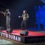 Tutto Durán y DCS cantan en la octava gala de 'GH VIP 5'