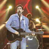 """David Guapo canta """"Cien gaviotas"""" en la decimosexta gala de 'Tu cara me suena'"""
