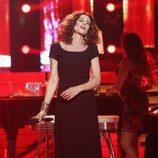 Esther Arroyo es Ana Belén en la decimosexta gala de 'Tu cara me suena'