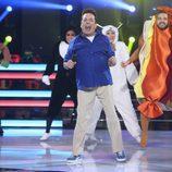 Juan Muñoz es Smash Mouth en la decimosexta gala de 'Tu cara me suena'