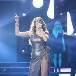 """Lorena Gómez canta """"The show must go on"""" en la decimosexta gala de 'Tu cara me suena'"""