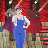 """Rosa López interpreta a """"Pichi"""" en la decimosexta gala de 'Tu cara me suena'"""