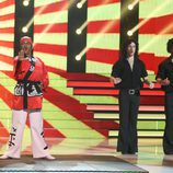 Yolanda Ramos es Carl Duglas en la decimosexta gala de 'Tu cara me suena'