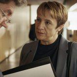 Blanca Portillo y Antonio Dechent en el segundo episodio de 'Sé quién eres'