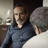 Francesc Garrido durante la segunda entrega de 'Sé quién eres'