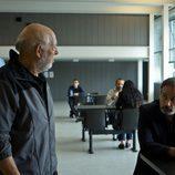 Francesc Garrido y Álvaro de Luna en el cuarto episodio de 'Sé quién eres'