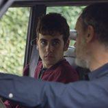 Àlex Monner y Francesc Garrido en el quinto episodio de 'Sé quién eres'