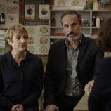 Blanca Portillo y Francesc Garrido en el sexto episodio de 'Sé quién eres'