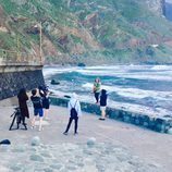 "Manel Navarro elige el mar de Tenerife para la grabación del videoclip de ""Do it for your lover"""