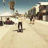 Miguel Bernardeau en Venice Beach