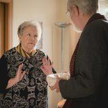Herminia no sabe si volverá a la residencia en la decimoctava temporada de 'Cuéntame comó pasó'