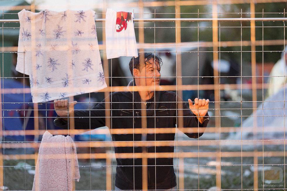 Jorge Sanz aparece asustado en el capítulo ocho de '¿Qué fue de Jorge Sanz?'
