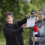 Jorge Sanz aparece detrás de cámaras en el capítulo ocho de '¿Qué fue de Jorge Sanz?'