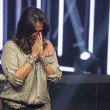 Aída Nízar reza a Dios para ser respecada en la novena gala de 'GH VIP 5'