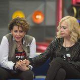 Irma Soriano y Emma Ozores en la novena gala de 'GH VIP 5'