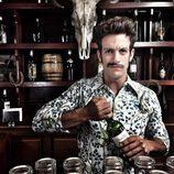 Joaquín Ferreira es Alfonso en la telenovela 'Paquita la del Barrio'