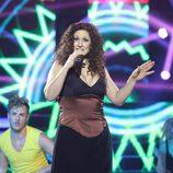 Rosa López interpretó un tema de Gloria Estefan en la segunda semifinal de 'Tu cara me suena'