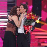 Rosa López se emocionó en la segunda semifinal de 'Tu cara me suena'