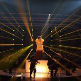Lorena Gómez ganó la segunda semifinal de 'Tu cara me suena'