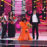 Lorena Gómez es la ganadora de la segunda semifinal de 'Tu cara me suena'