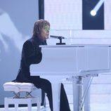 Juan Muñoz interpreta al cantante de The Beatles en la segunda semifinal de 'Tu cara me suena'