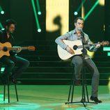 Dani Rovira fue el invitado de la segunda semifinal de 'Tu cara me suena'