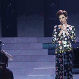 Esther Arroyo es Judy Garland en la segunda semifinal de 'Tu cara me suena'