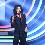 Canco Rodríguez es Enrique Bumbury en la segunda semifinal de 'Tu cara me suena'