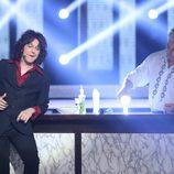 Canco Rodríguez interpretó a Enrique Bumbury en la segunda semifinal de 'Tu cara me suena'
