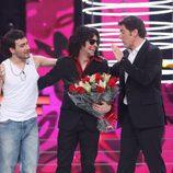 Canco Rodríguez es finalista de 'Tu cara me suena'