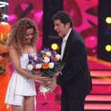 Beatriz Luego fue una de las finalistas de la segunda semifinal de 'Tu cara me suena'