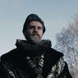 Adrián Castiñeiras da vida a Felipe II en 'Reinas, virgen y mártir'