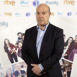 Antonio Resines es Curro en la comedia de RTVE, 'iFamily'