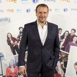 Fernando Cayo es parte del reparto de 'iFamily'