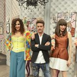 Natalia, Pelayo y Cristina en 'Cámbiame Challenge'