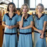 Nadia de Santiago, Ana Fernández, Maggie Civantos y Blanca Suárez son 'Las chicas del cable'